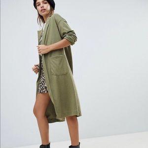 New Look Jackets & Coats - New look textured duster coat